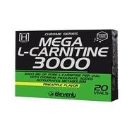 Mega L-Carnitine 3000mg + Vit C