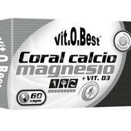 Coral Calcio + Magnesio con Vit D3